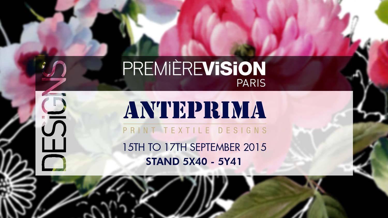 Anteprima @ Premiere Vision 2015