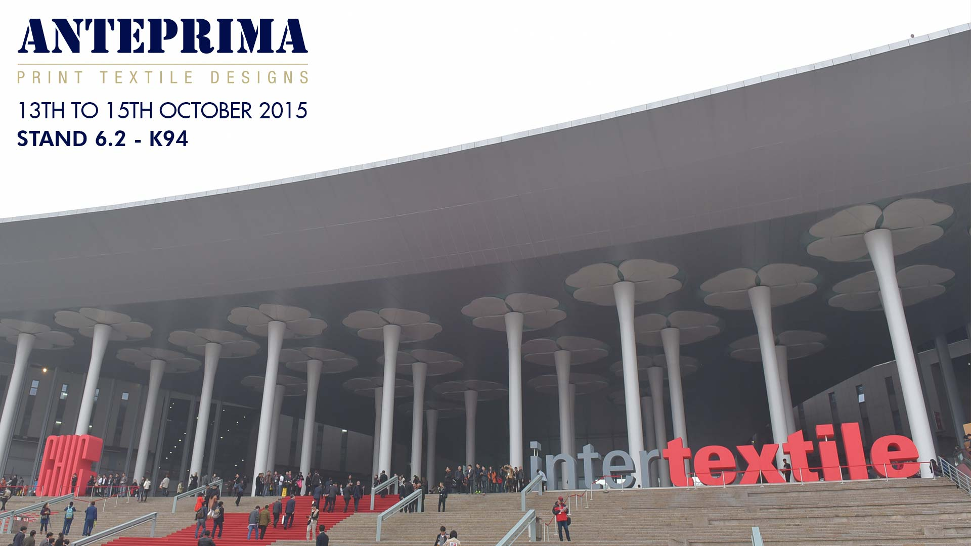 Anteprima @ Intertextile Shanghai 2015