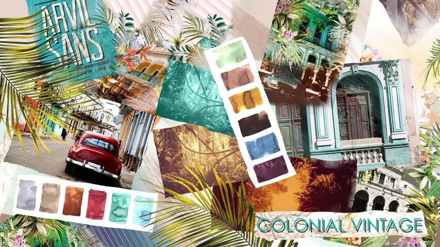 Colonial Vintage