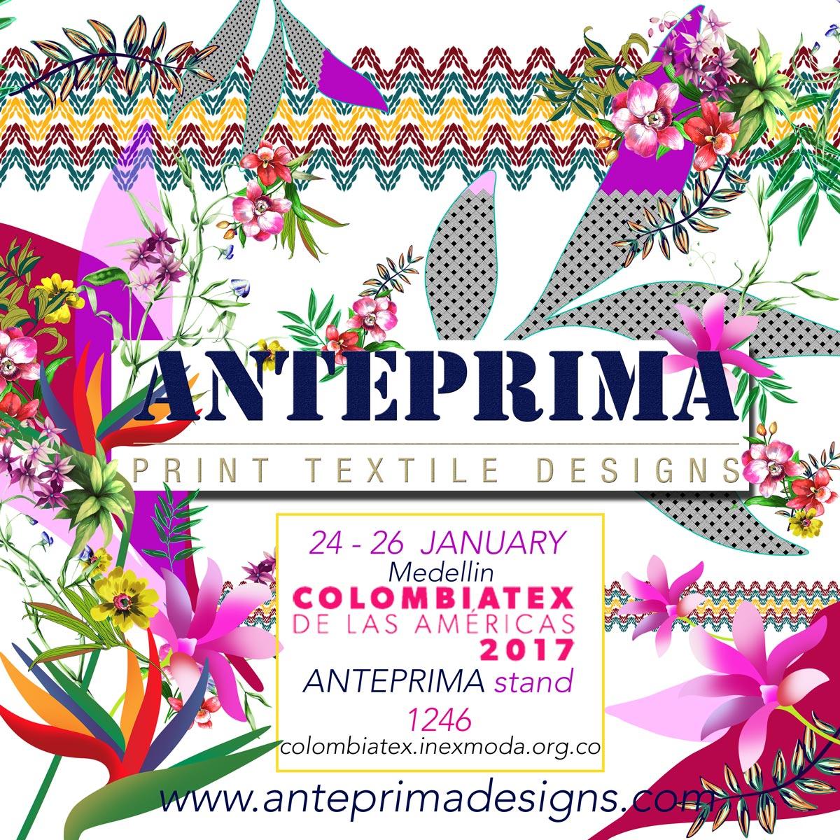 Anteprima @ Colombiatex 2017